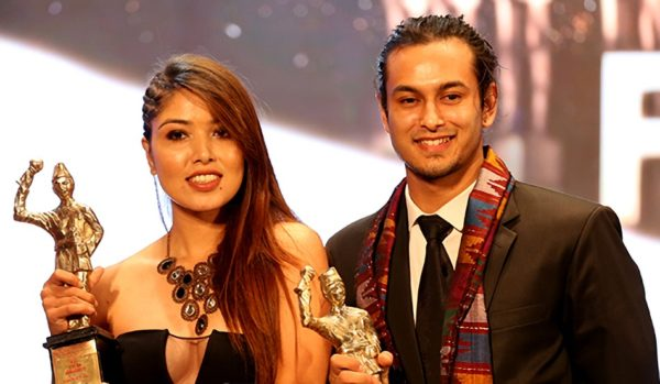 pooja-sharma-and-pradeep-win-lg-films-award-2016