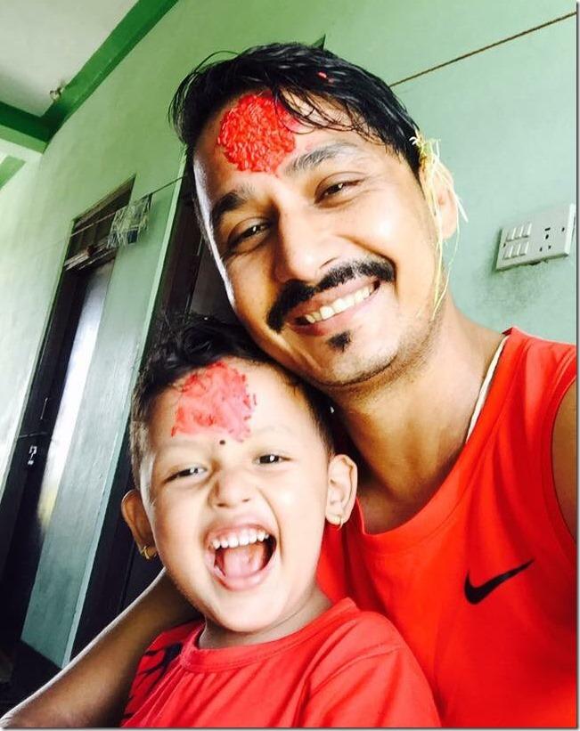 rose rana Dashain 2016