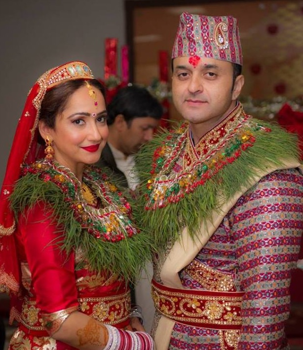 Image result for usha poudel marriage
