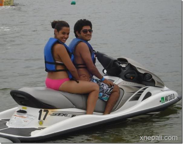 Priyanka and rochak