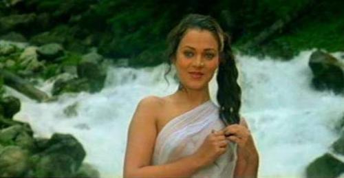 Mandakini - Wallpaper Actress