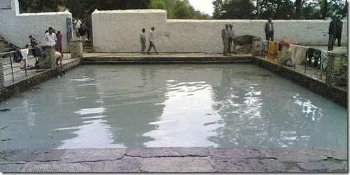 Matatirtha-pond