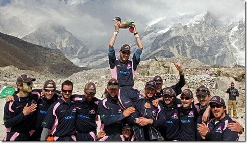 Everest Test 2009