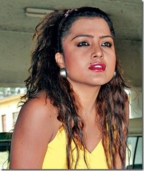 rekha thapa-actress