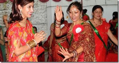 himani-shah-teej festival