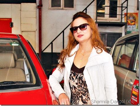 sharmila Dangol