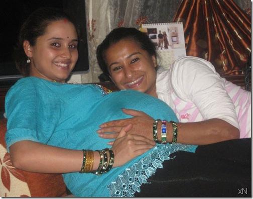 sanchita_rejina_pregnant_belly