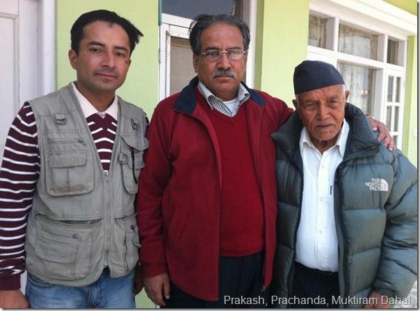 Prachanda_three_genreations