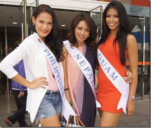 Shahana_in_miss_Asia_Pacific
