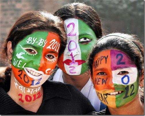 face_paint_happy_new_year
