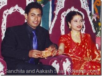 Sanchita_akash_shah_marriage