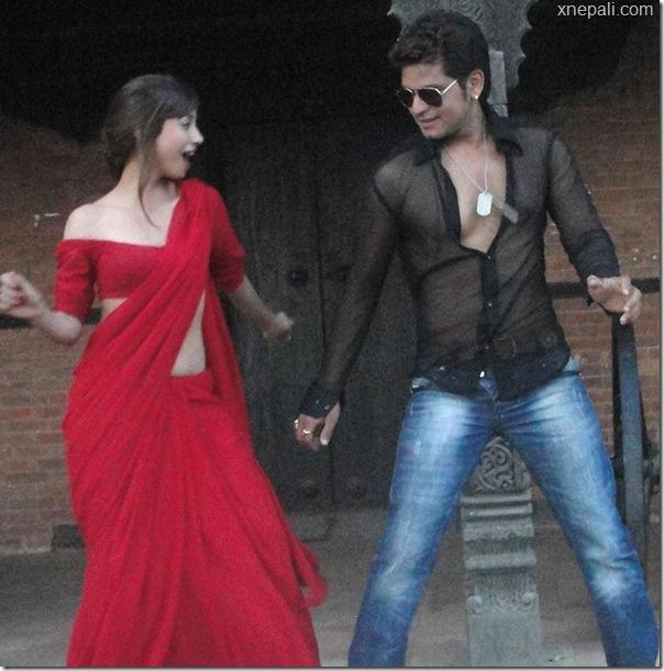 sabin_shrestha_binita_baral_dance