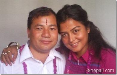 rekha_and_sagar_thapa