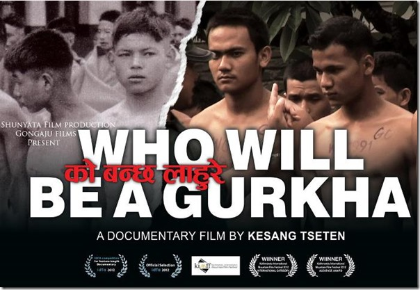 who will be gurkha