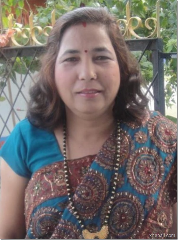 Binita Baral mother