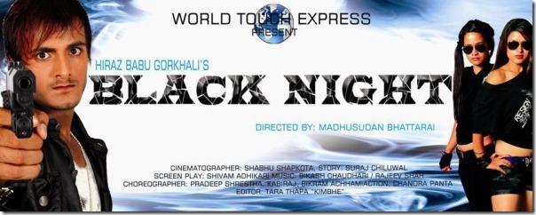 blacknight poster