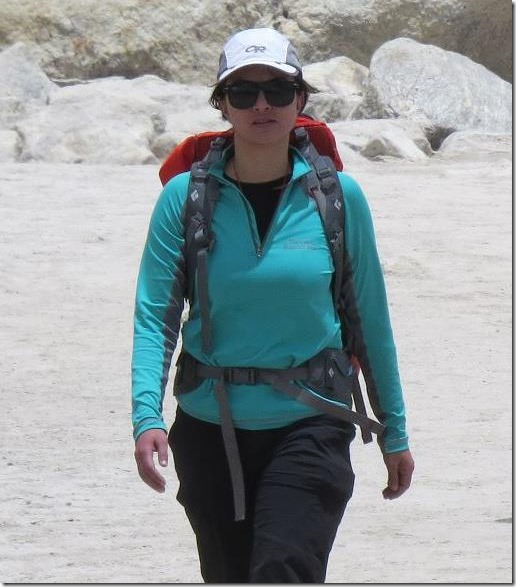nisha adhikari climbed everest