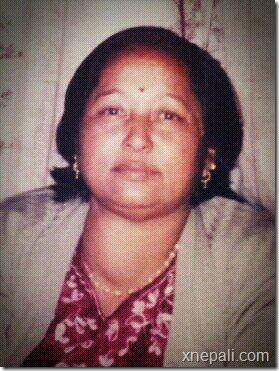 saranga shrestha mom