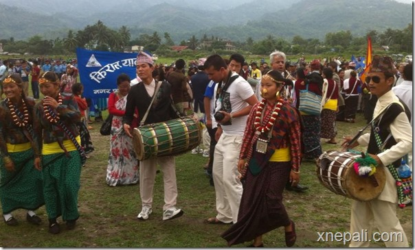 dharan film festival cultural music and dress