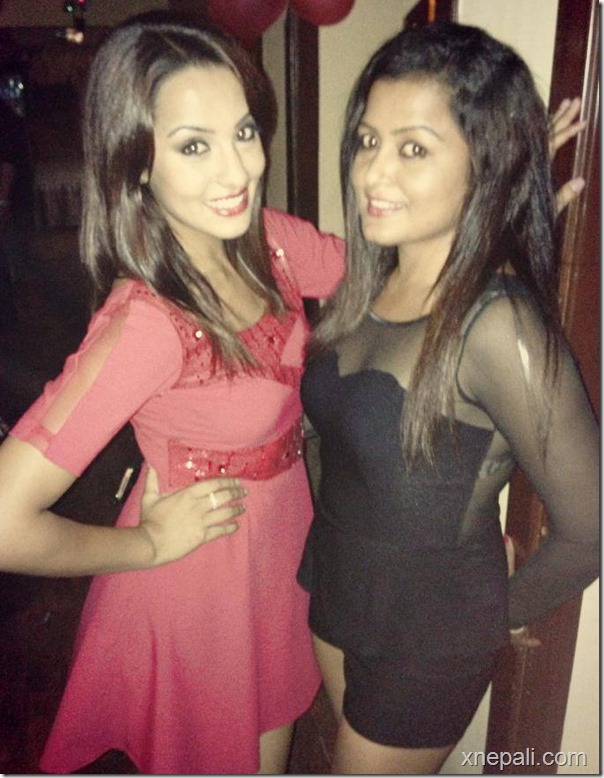 malvika subba birthday Priyanka Karki, rekha thapa