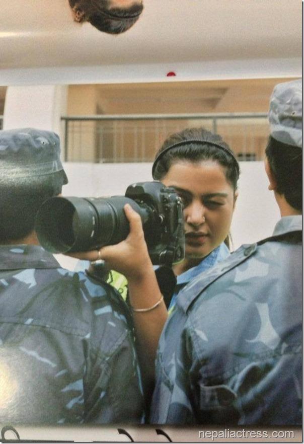 rekha thapa - photo journalist calendar