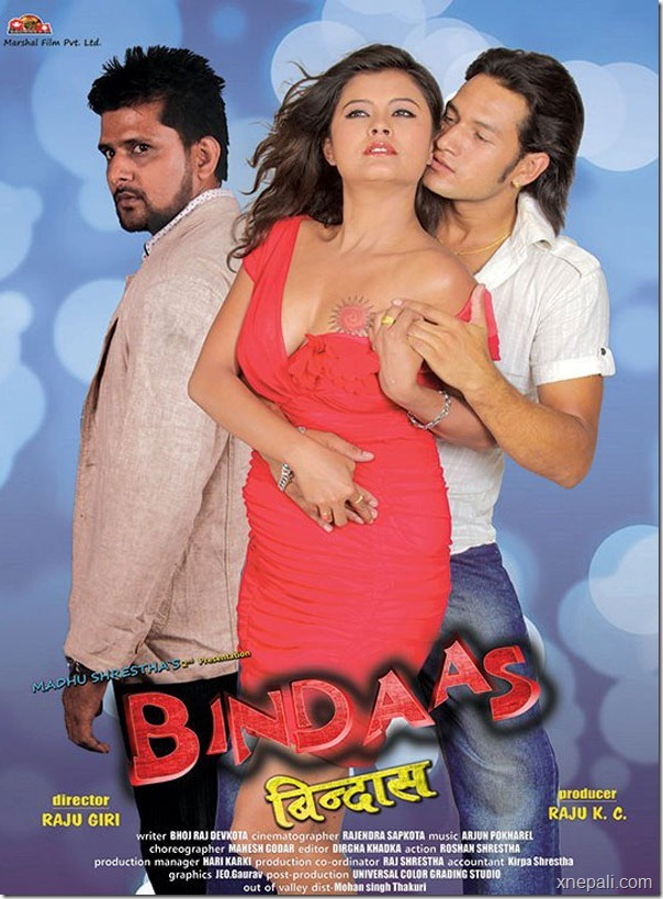 bindaas_poster