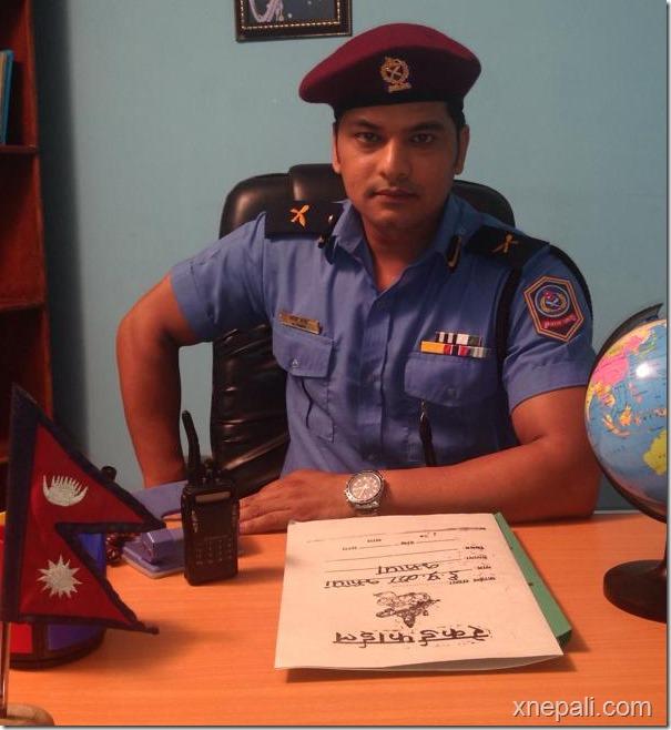Damdar shooting - rekha thapa and sabin shrestha (2)
