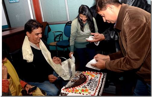hari bansha achary birthday celebration (2)
