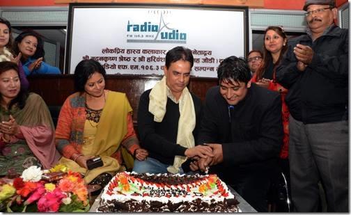 hari bansha achary birthday celebration (4)
