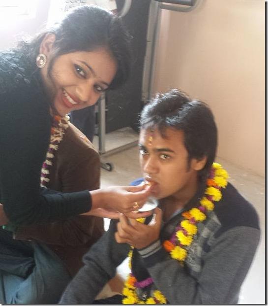 keki adhikari bhai tika celebration