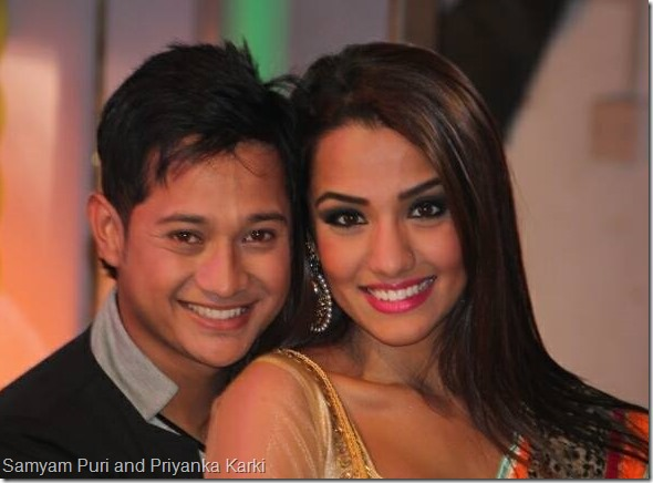 priyanka karki and samyam puri - punte pared