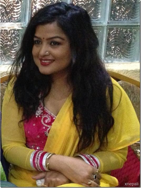rekha thapa in the marriage of rejina upreti