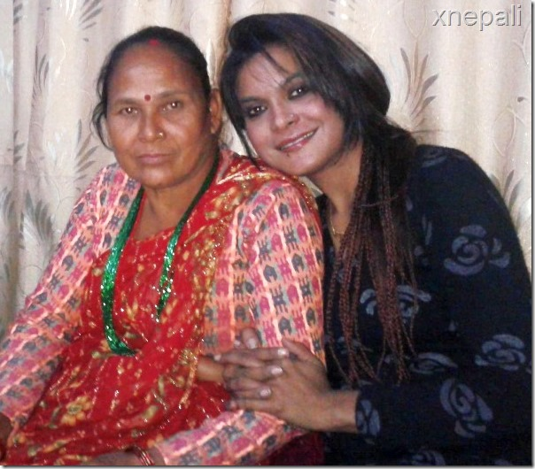 shankar bc mom and nisha sunar