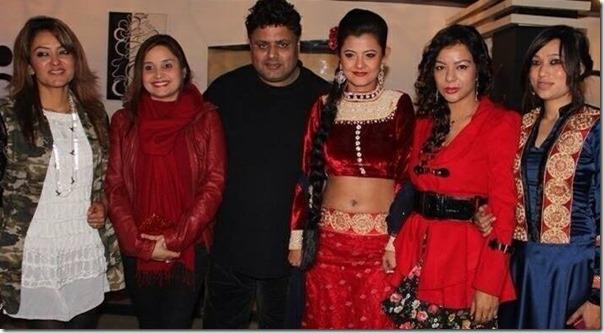 sushma karki birthday celebration feb 14