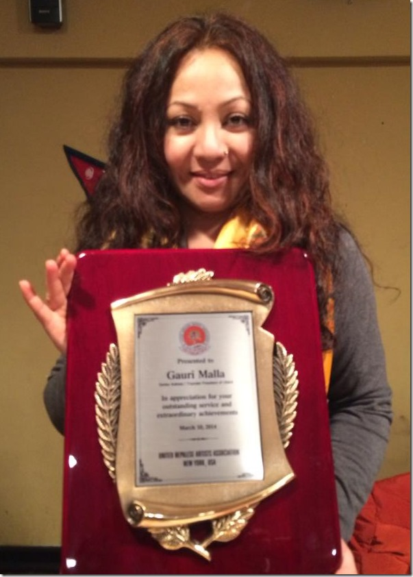 Gauri Malla going back to Nepal (5)