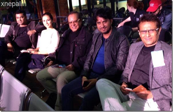 Nisha adhikari nas film award holland (3)