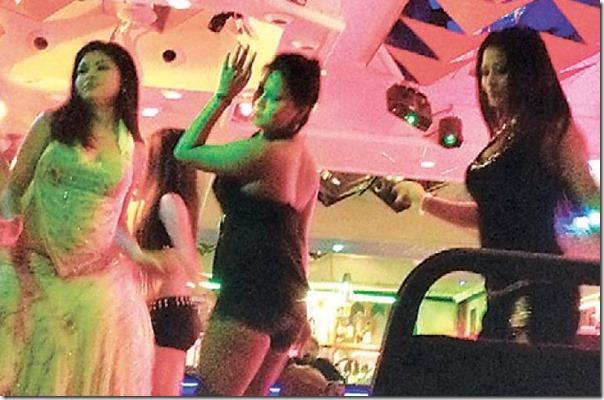 nepali actress dancing in african dance bars