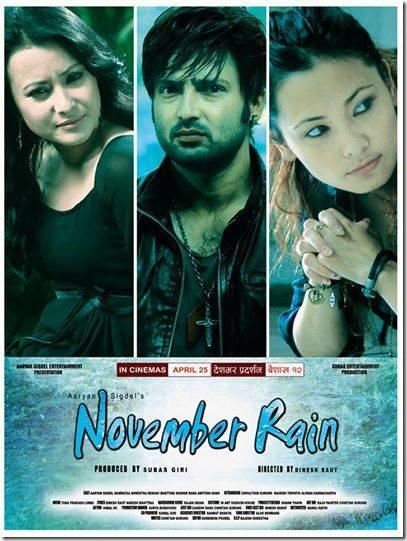 november rain poster