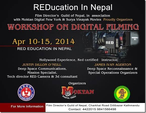 reduction in nepal workshop