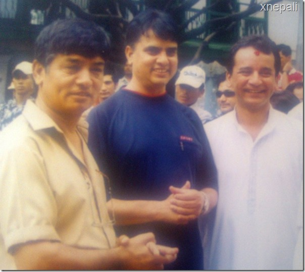 2004 August - Dhadkan inaguration
