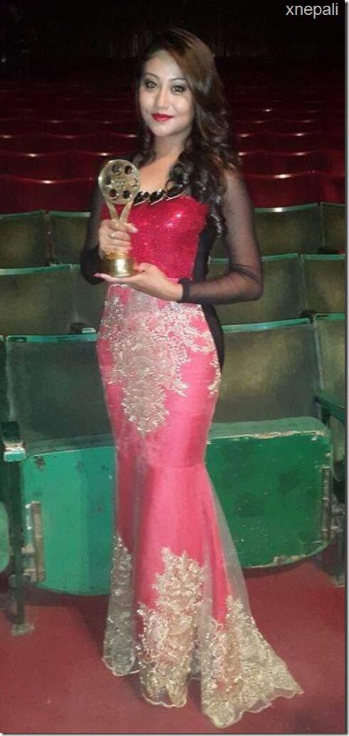 OFA 2017 film award ashishma Nakarmi