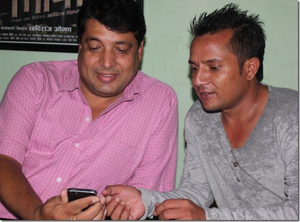 chhabi and shyam team up