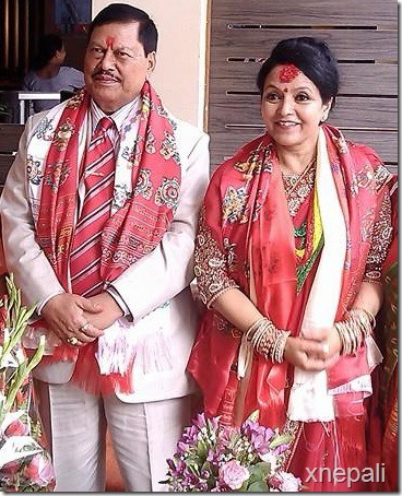 mithila sharma and motilal bohara engagement - marriage