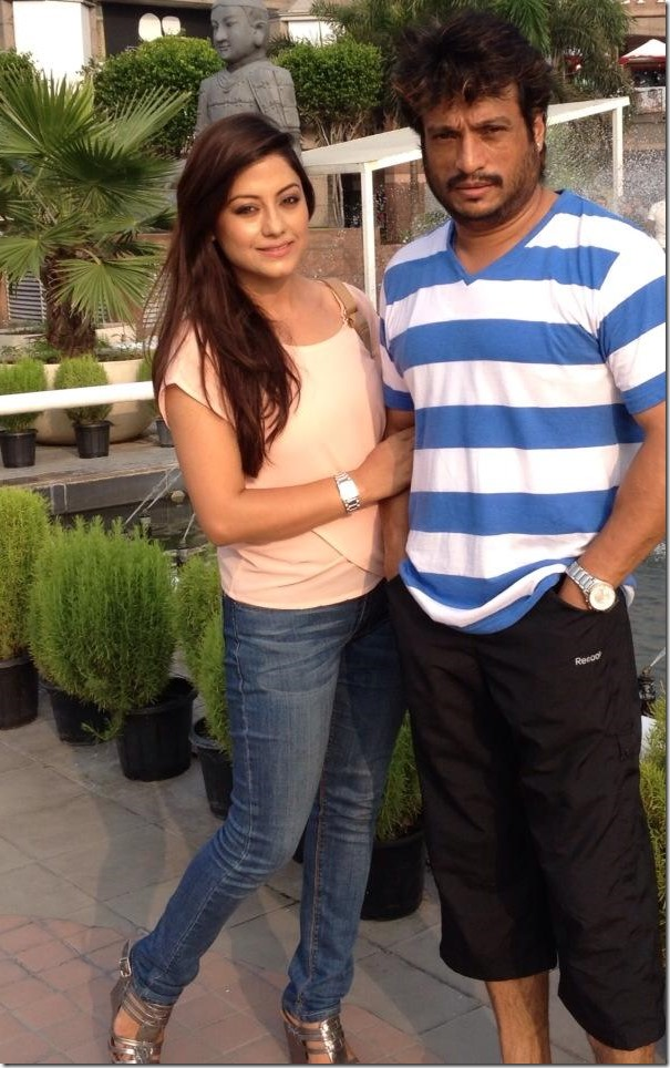sweta khadka and shree krishna shrestha