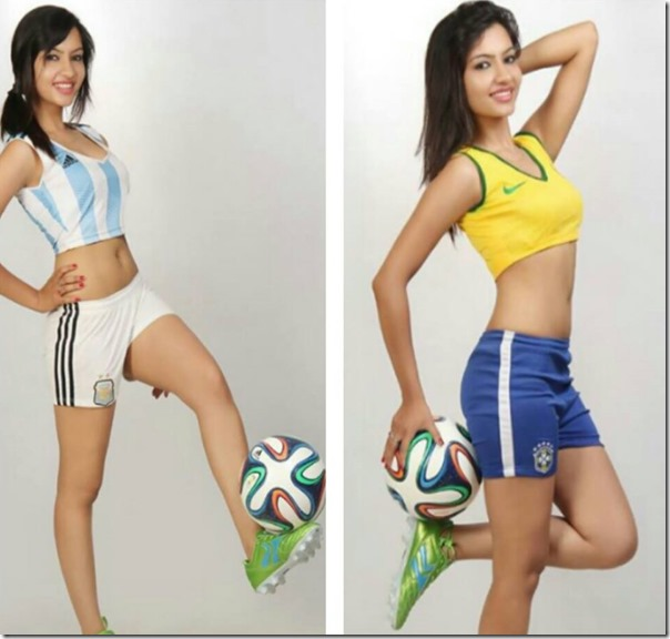 richa dhamala -- football
