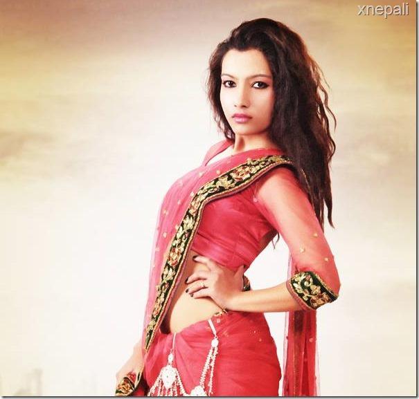 richa dhamala sexy