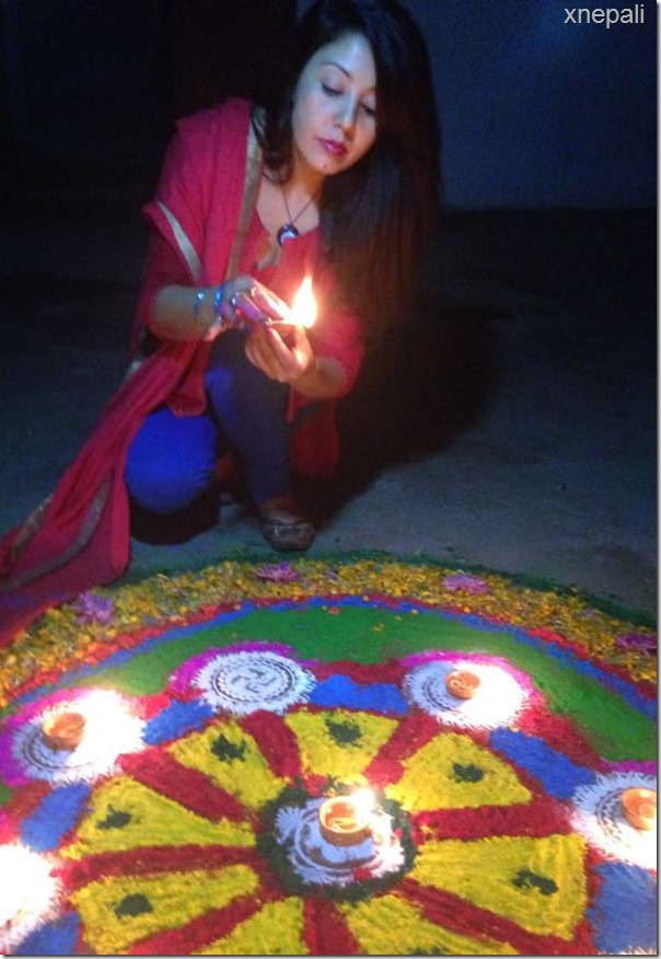 karishma manandhar deepawali 2014 (2)