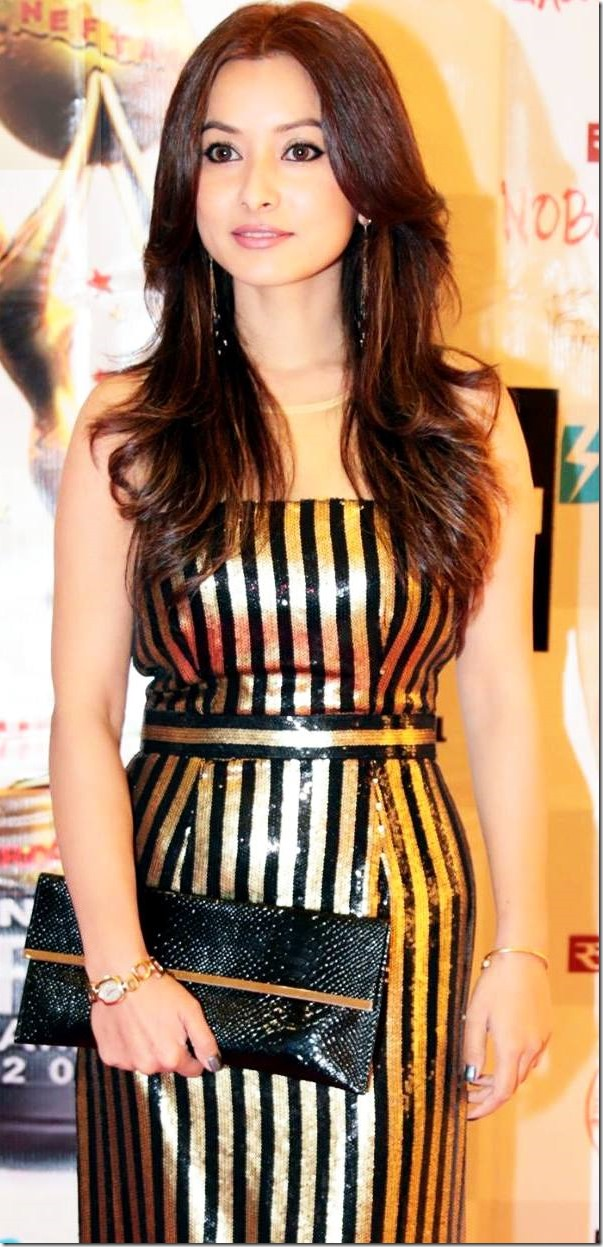 namrata shrestha in NEFTA film awards 2014 hongkong