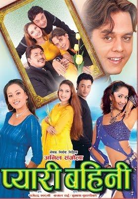 pyari bahini poster