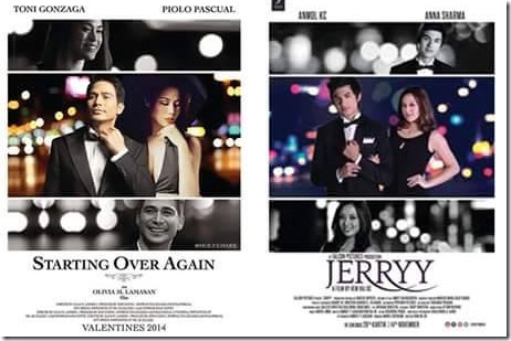 jerryy poster similar to starting over again